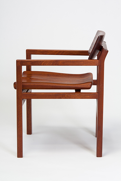 linear dining chair 2
